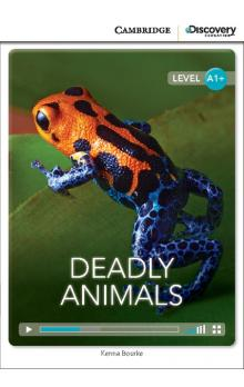 Deadly Animals Book with Online Access code -- Dopl�ky