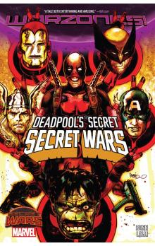 Deadpool&#39s Secret Secret Wars