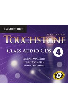 Touchstone Level 4 Class Audio CDs (4) -- CD