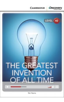 The Greatest Invention of All Time Book with Online Access code -- Doplňky