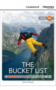 The Bucket List Book with Online Access code -- Doplňky
