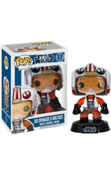 Funko POP Star Wars: Luke Pilot