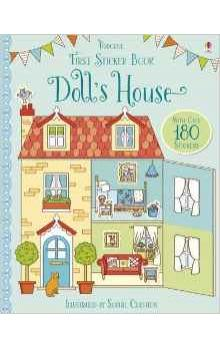 First Sticker Book Doll&#39s House