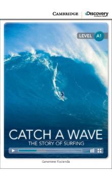 Catch a Wave: The Story of Surfing Book with Online Access code -- Doplňky