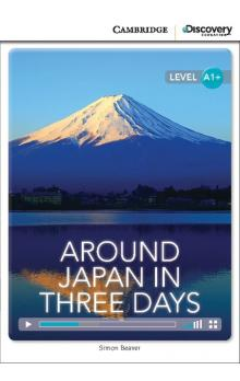 Around Japan in Three Days Book with Online Access code -- Dopl�ky