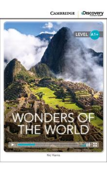 Wonders of the World Book with Online Access code -- Doplňky
