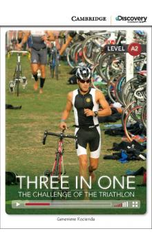 Three in One: The Challenge of the Triathlon Book with Online Access code -- Doplňky