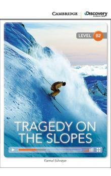 Tragedy on the Slopes Book with Online Access code -- Doplňky