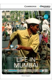 Life in Mumbai Book with Online Access code -- Doplňky