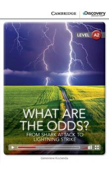 What Are the Odds? From Shark Attack to Lightning Strike Book with Online Access code -- Doplňky
