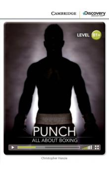 Punch: All About Boxing Book with Online Access code -- Doplňky