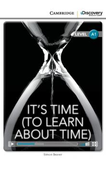It's Time /to learn about time/ Book with Online Access code -- Dopl�ky