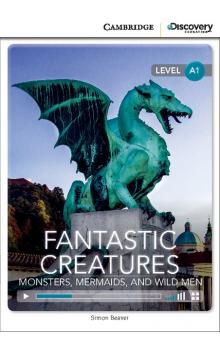 Fantastic Creatures: Monsters, Mermaids, and Wild Men Book with Online Access code -- Doplňky