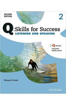 Q: Skills for Success Second Edition 2 Listening & Speaking Student´s Book with Online Practice