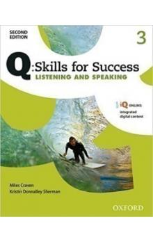 Q: Skills for Success Second Edition 3 Listening & Speaking Student´s Book with Online Practice