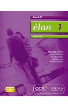 Élan 1: Pour OCR AS Students&#39 Book