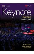 Keynote Proficient Student&#39s Book with DVD-ROM