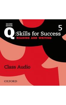 Q: Skills for Success Second Edition 5 Reading & Writing Class Audio CDs /3/ - Sherman K. D.