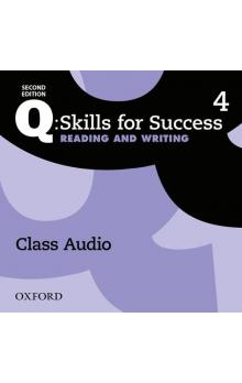 Q: Skills for Success Second Edition 4 Reading & Writing Class Audio CDs /3/