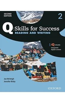 Q: Skills for Success Second Edition 2 Reading & Writing Student's Book with Online Practice