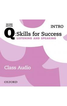 Q: Skills for Success Second Edition Intro Listening & Speaking Class Audio CDs /2/