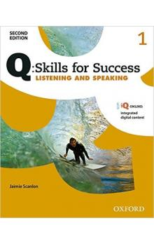 Q: Skills for Success Second Edition 1 Listening & Speaking Student's Book with Online Practice