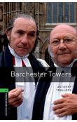 Oxford Bookworms Library New Edition 6 Barchester Towers with Mp3 Pack