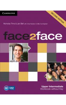 face2face Upper Intermediate Workbook without Key -- Pracovní sešit