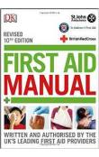 First Aid Manual (10th Edition (revised)