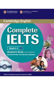 Complete IELTS Bands 4-5 Student's Book with Answers with CD-ROM -- Učebnice - Brook-Hart Guy, Jakeman Vanessa