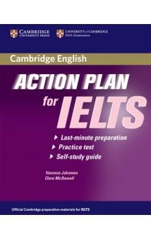 Action Plan for IELTS Self-study Student's Book Academic Module -- Učebnice