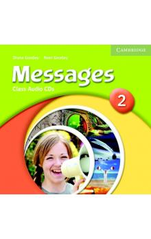 Messages 2 Class CDs -- CD