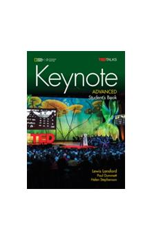 Keynote Advanced Student&#39s Book with DVD-ROM