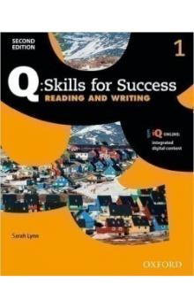 Q: Skills for Success Second Edition 1 Reading & Writing
