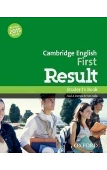 Cambridge English First Result Student´s Book