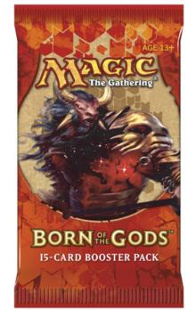 MTG: Born of the Gods Booster (1/36)