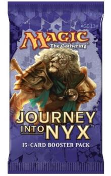 MTG: Journey into Nyx  Booster (1/36)