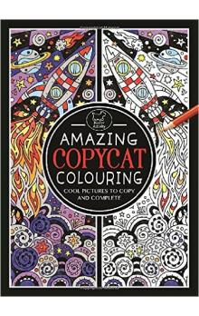 Amazing Copycat Colouring (Colouring Book) - Golden Twomey Emily
