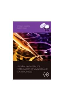 Essential Chemistry for Formulators of Semisolid and