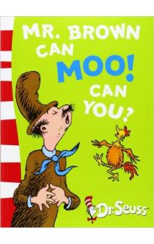 Mr. Brown Can Moo! Can You? (Dr. Seuss - Blue Back Book)
