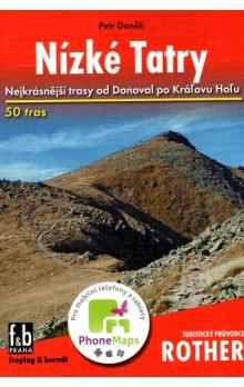 Turistick� pr�vodce Rother N�zk� Tatry