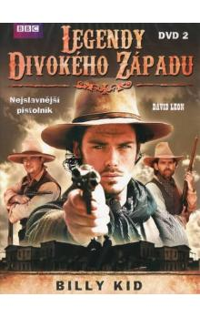 Legendy divokého západu 2: Billy Kid - DVD