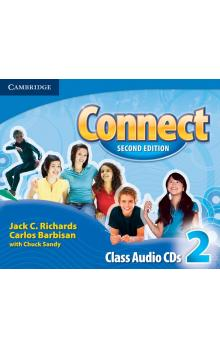 Connect Level 2 Class Audio CDs (2) -- CD