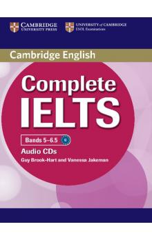 Complete IELTS Bands 5-6.5 Class Audio CDs (2) -- CD