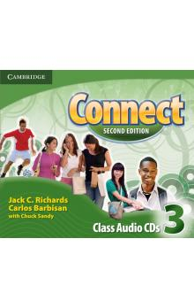 Connect Level 3 Class Audio CDs (3) -- CD