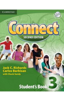 Connect 3 Student's Book with Self-study Audio CD -- Učebnice