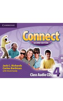 Connect Level 4 Class Audio CDs (3) -- CD