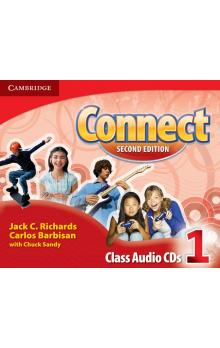 Connect Level 1 Class Audio CDs (2) -- CD