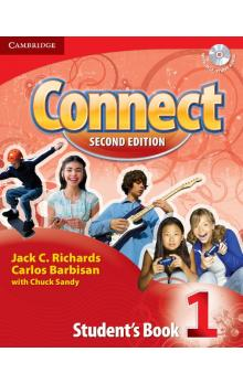Connect 1 Student's Book with Self-study Audio CD -- U�ebnice
