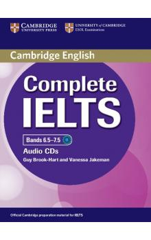 Complete IELTS Bands 6.5-7.5 Class Audio CDs (2) -- CD